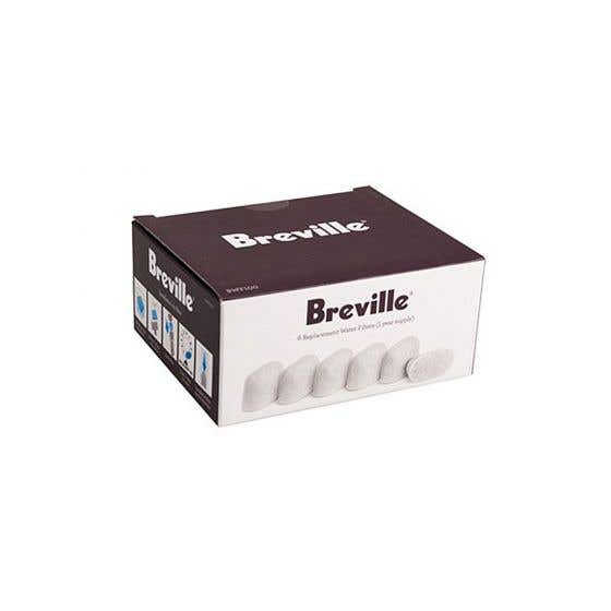 Filtres à eau Breville pour machines K-cup