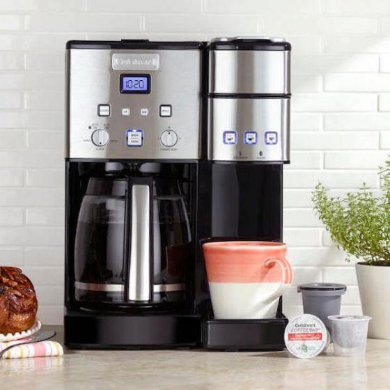 Duobrew 12-Cup Coffeemaker