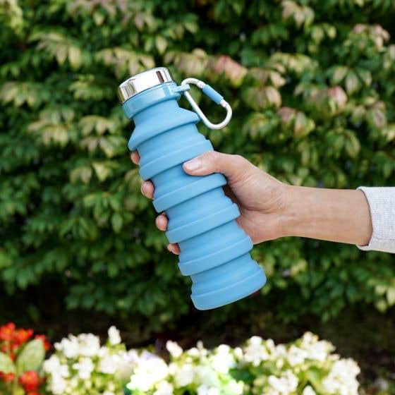 Joie On The Go Collapsible Water Bottle
