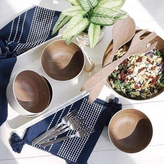 Bamboo Basic Serveware Collection