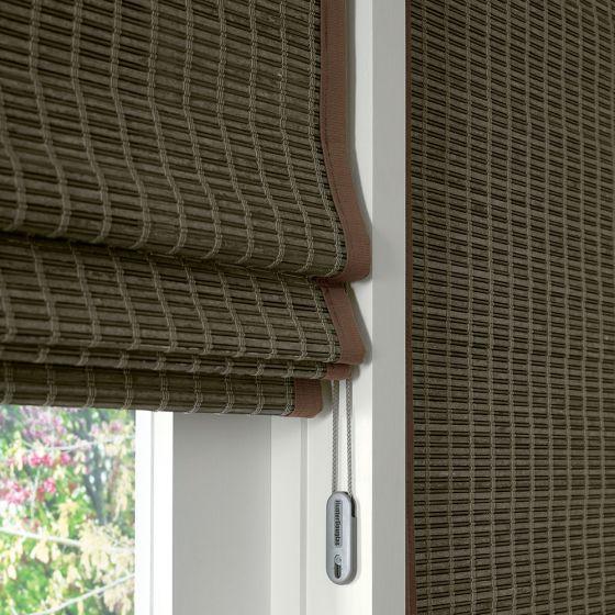 Custom Provenance® Woven Wood Shades by Hunter Douglas