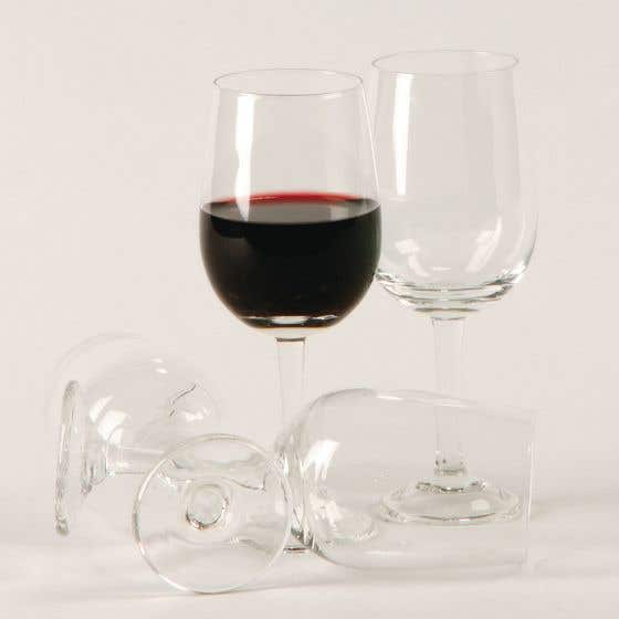 Set of 4 Tawny Porto Glasses