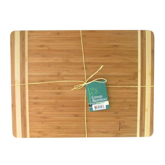 Bamboo Cutting Board 40 x 30 cm