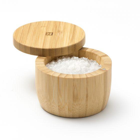Ricardo Bamboo Salt Cellar