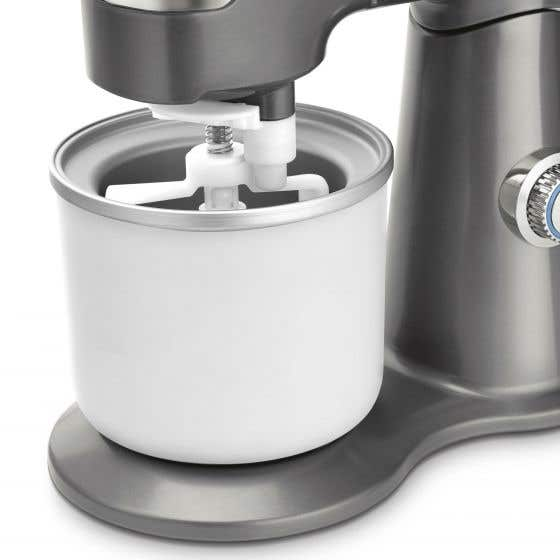 Cuisinart Precision Master Stand Mixer Fresh Fruit and Ice Cream Maker Attachment