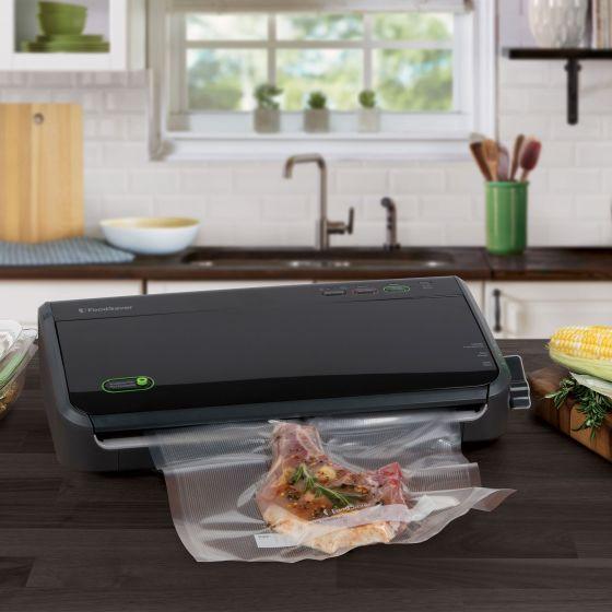 Système d'emballage sous-vide par FoodSaver