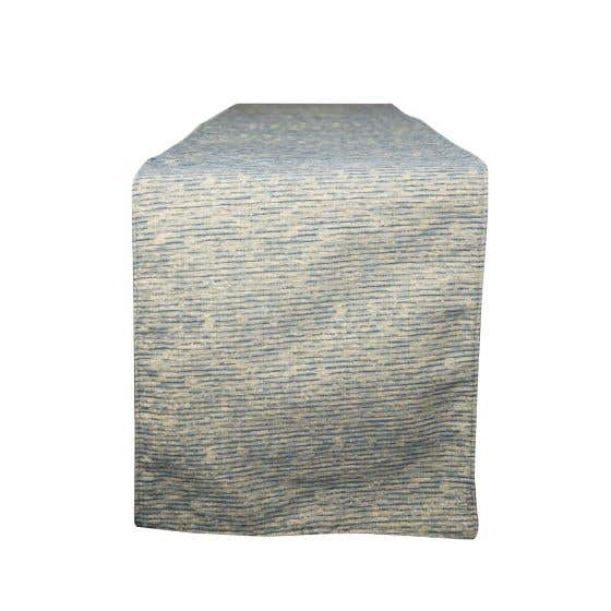 Crackle Fabric Table Linens