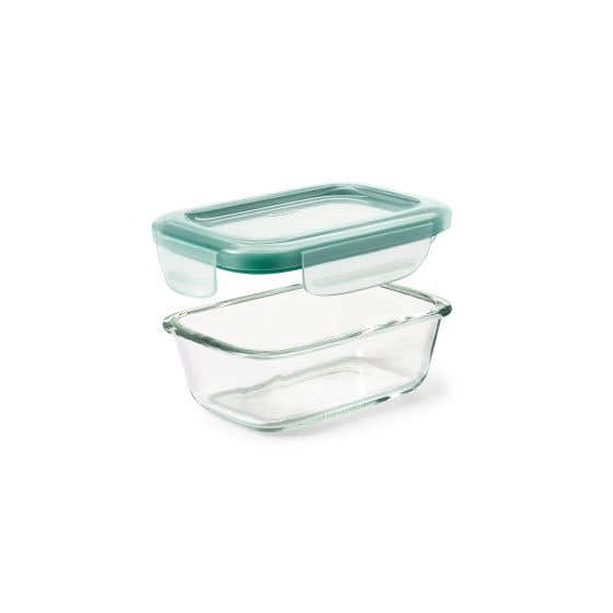 Oxo Small Snap Glass Container with Lid