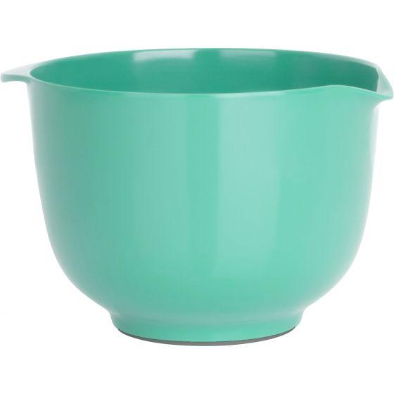 Trudeau Mint Melamine Mixing Bowl
