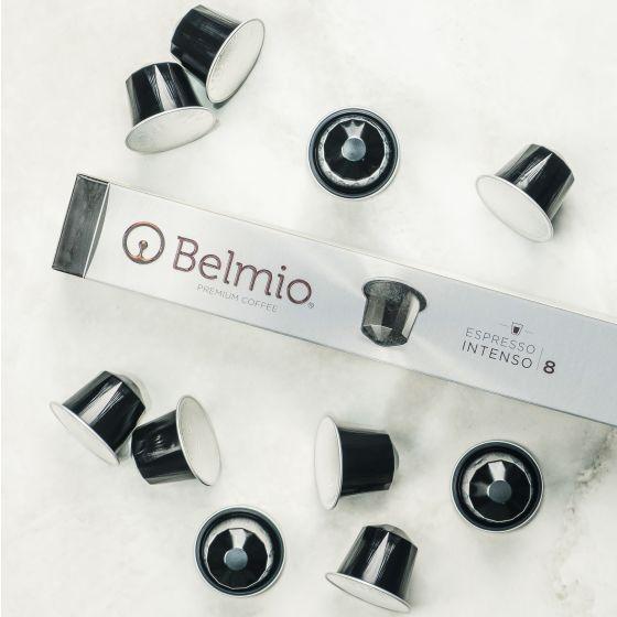 Belmio Intenso Nespresso-Compatible Premium Coffee Capsules