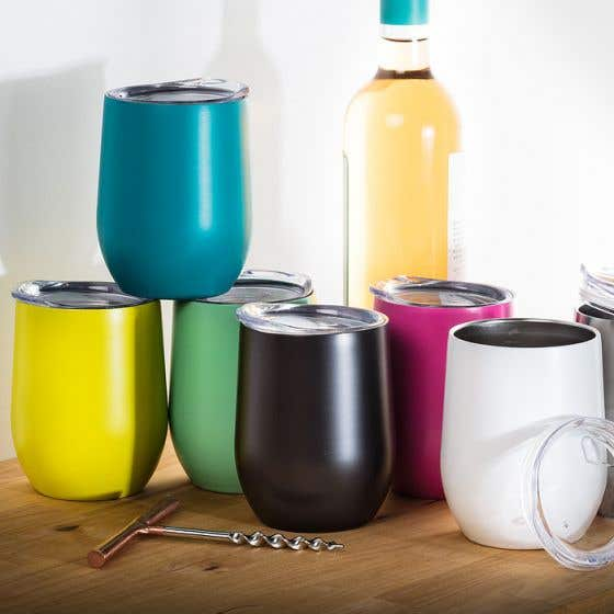 Insulated Tumbler by Bevi