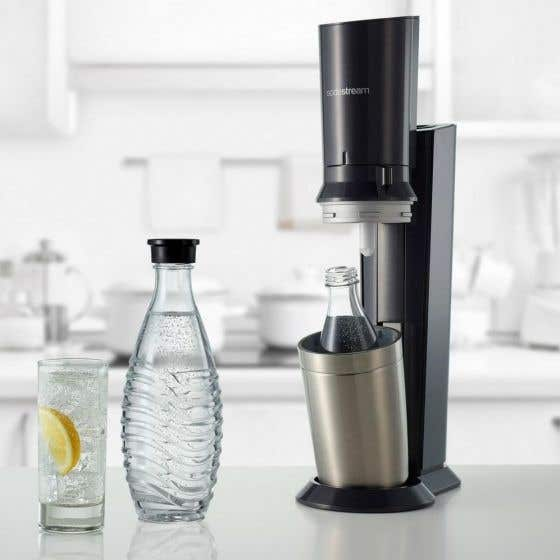 Crystal Sparkling Water Maker by Sodastream