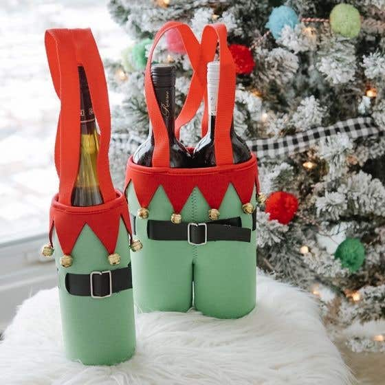 Elf Bottle Carrier Collection