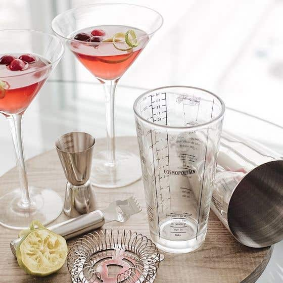 Danesco Drink and Bar 5-Pieces Cocktail Accessories Set