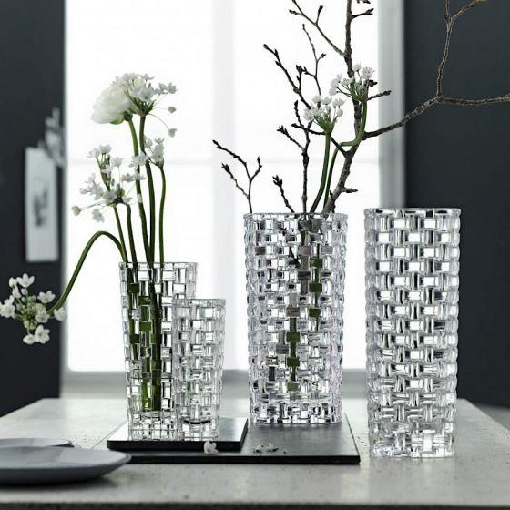Bossa Nova Vase Collection by Nachtmann