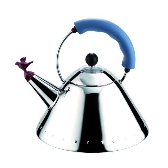 Alessi Kettle by Michael Graves