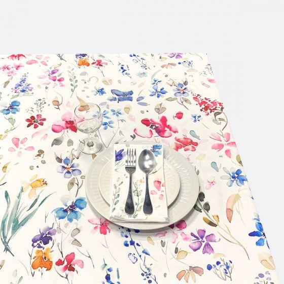 Linge de table collection «April Floral»