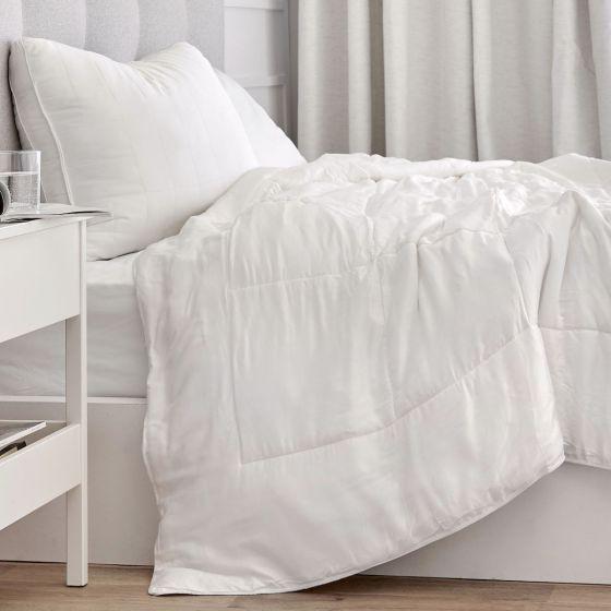 Bamboo White Bedding Collection
