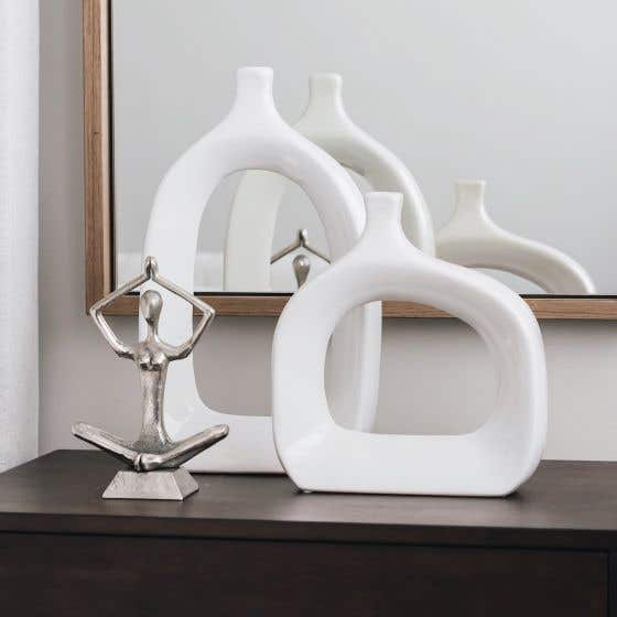 Open Vase Collection by Torre & Tagus
