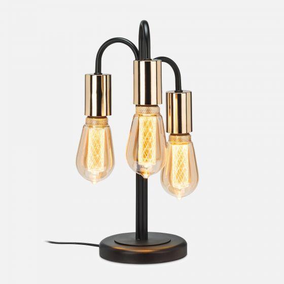 Billie Triple Bulb Table Lamp