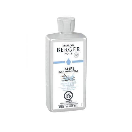 Aquatic Wood Home Fragrance Refill by Lampe Berger