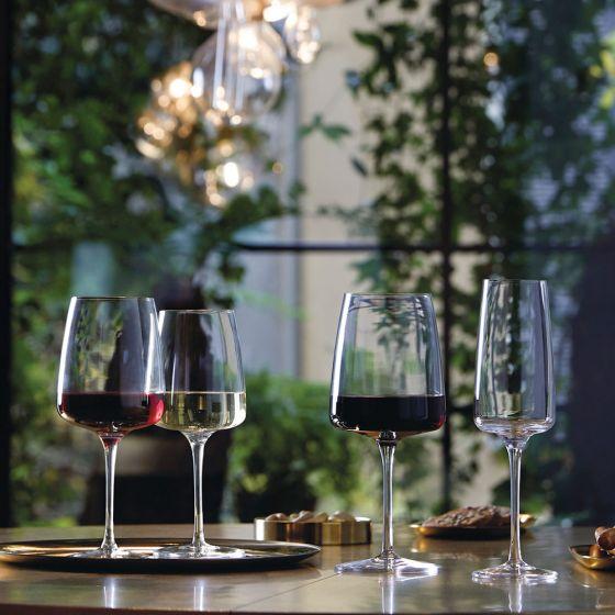Ensembles de verres «Planeo» par Bormioli Rocco