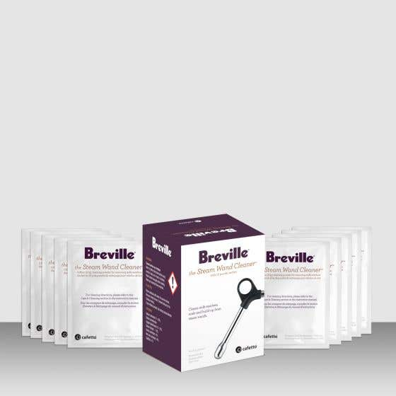 Breville Steam Wand Cleaner - Pack of 10 Sachets