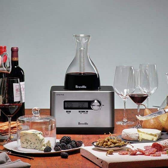Breville The Sommelier™ Electrical Decanter