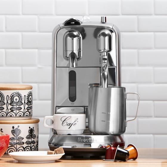 Creatista Plus Nespresso Capsule Machine by Breville