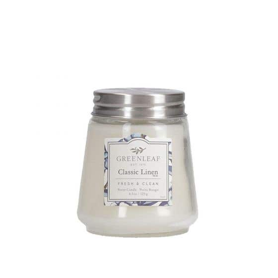 Small Scented Candles by Greenleaf