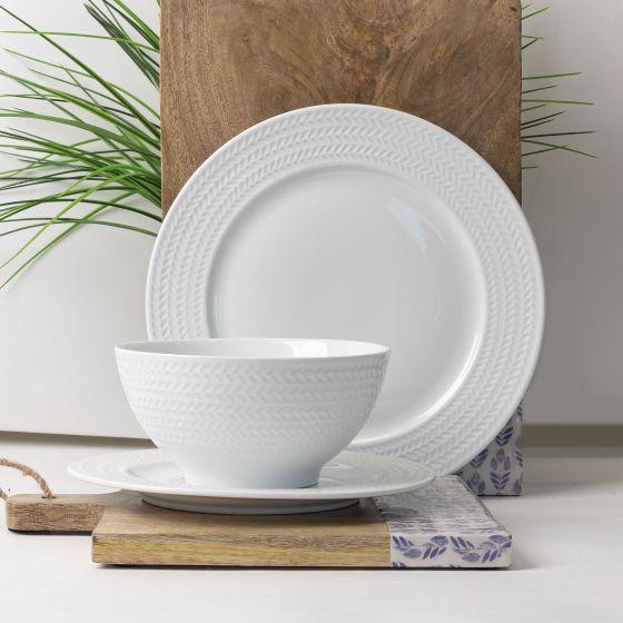 Vaisselle collection «Laurel» par LC Studio
