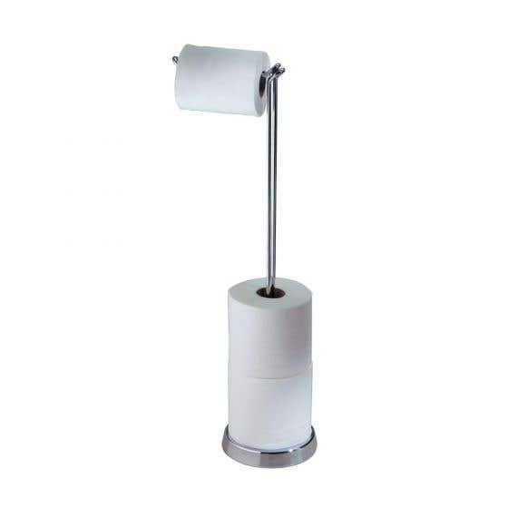 Classico Standing Toilet Paper Holder
