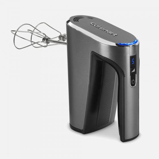 EvolutionX™ 5-Speed Cordless Rechargeable Hand Mixer