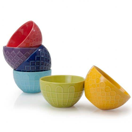 Dipping Bowl Assorted Colour