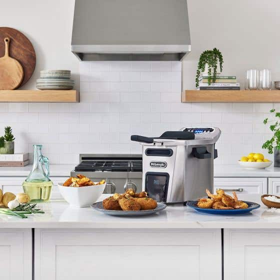 Livenza Cool Zone Fryer