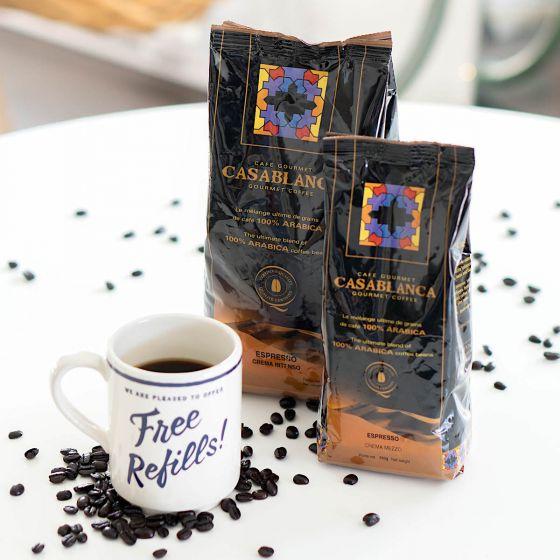 Casablanca Gourmet Coffee