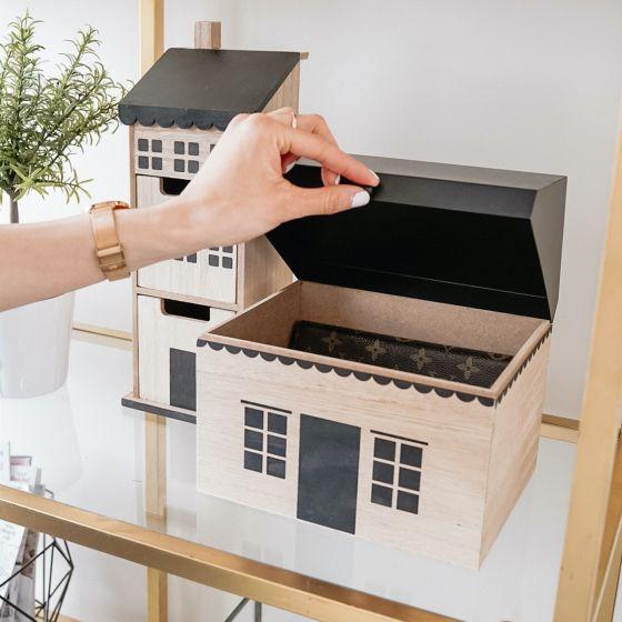 Medium House Box