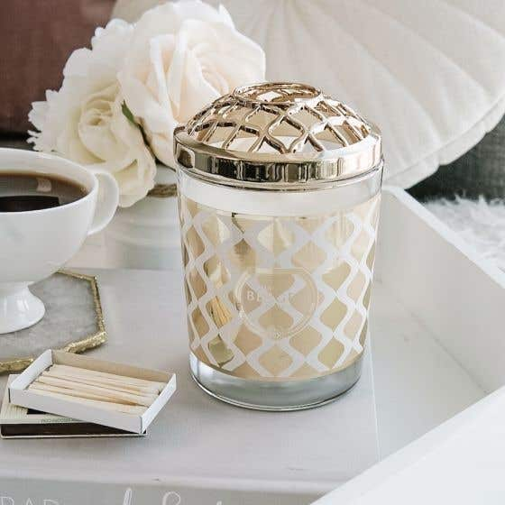 Resonance Scented Candle by Maison Berger Paris - Heavenly Sun