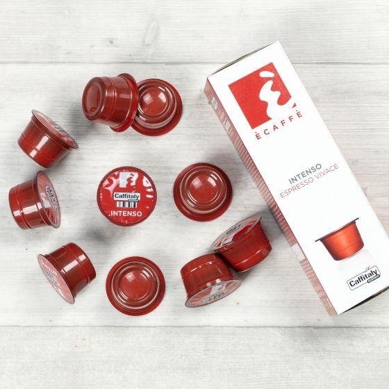 Caffitaly Ecaffe Intenso Coffee Capsules