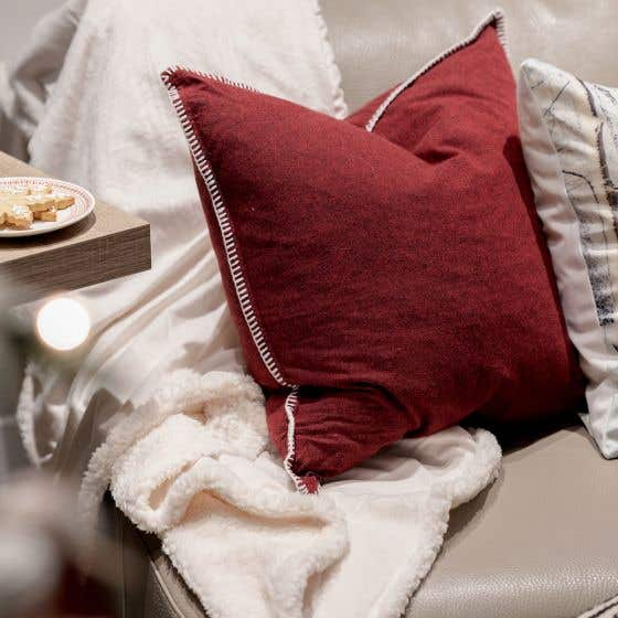 Milson Feather Filled Cushion