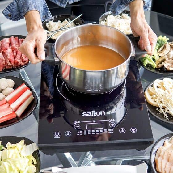 Portable Induction Cooktop by Salton