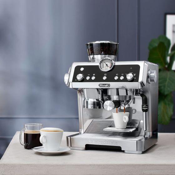 Machine à espresso et cappuccino «La Specialista»