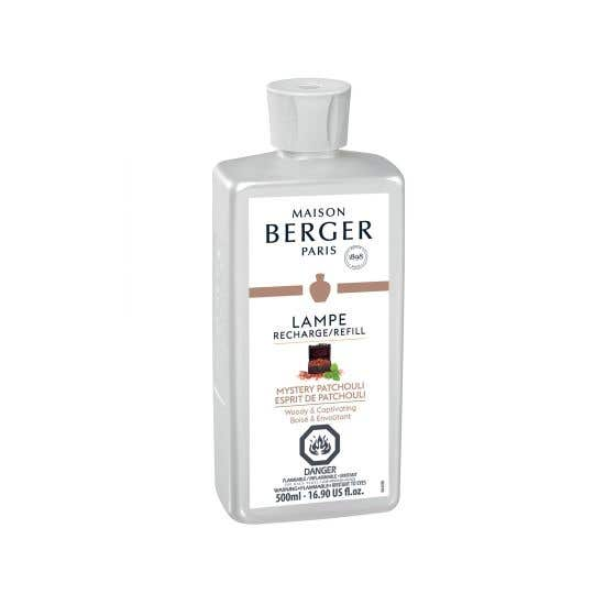 Berger Lamp Mystery Patchouli Refill