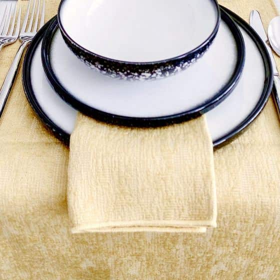 Medina Table Linen Collection