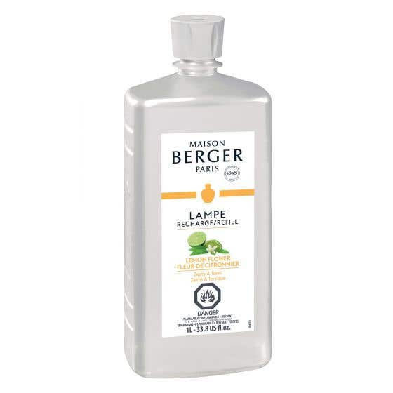 Berger Lamp Lemon Flower Refill