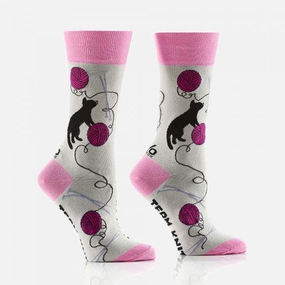 Chaussettes pour femmes « Team Knit »