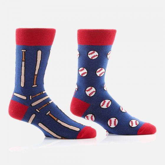 Chaussettes pour hommes « Baseball »