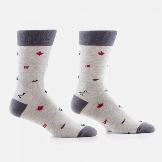 Chaussettes pour hommes « Canada »