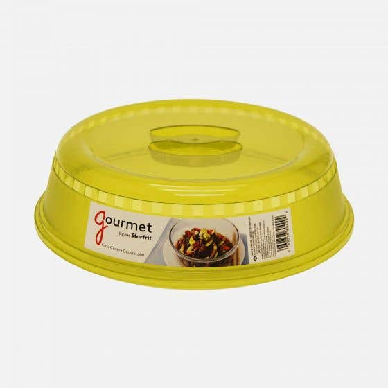 Gourmet Microwave Food Cover