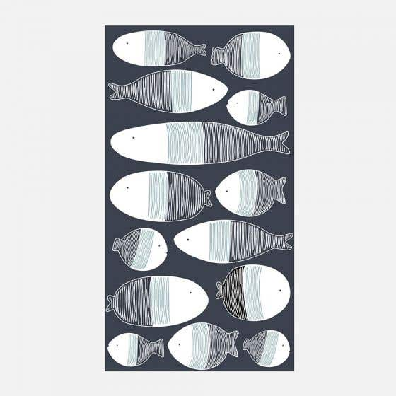 Fish Guest Napkins by Harman